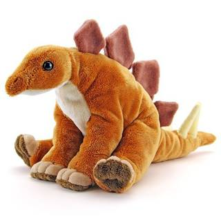 Amazon | リアルぬいぐるみ ステゴサウルス おすわりシリーズ (41267)