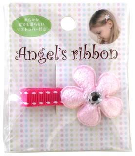 Amazon | Angel's ribbon エンジェルズリボン(フラワー1ケ入) AR-AFLW001 : パパジーノ | ベビー&マタニティ オンライン通販 (42499)