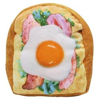 Amazon.co.jp:まるでパンみたいな もちもちピロー【ベーコンレタスエッグ 】: ホーム&キッチン (42636)