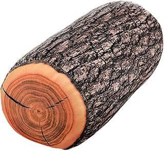 Amazon 本物の丸太のようなクッション クッション・クッションカバー オンライン通販 (42642)