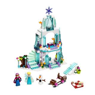Amazon | レゴ (LEGO) ディズニー・プリンセス エルサのアイスキャッスル (43195)