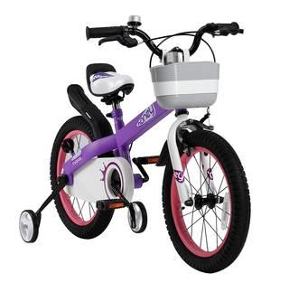 Amazon | ロイヤルベイビー 子供用自転車 16インチ 18インチ (43212)