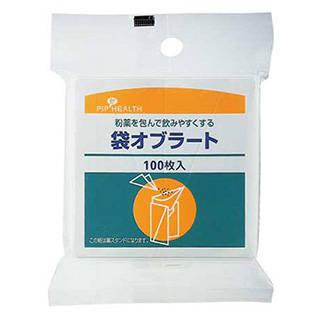 Amazon | ピップ 袋オブラート 100枚入 (44304)
