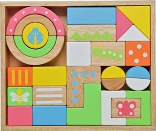 Amazon | エデュテ SOUND ブロックス LARGE (サウンドブロックスラージ) LA-008 | 積み木 | おもちゃ 通販 (45266)