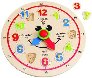 時間・数字を楽しく学ぶことが出来ます!