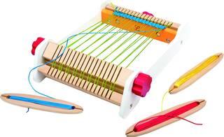 こどものおもちゃに機織り機!これは大人も好奇心かりたて...