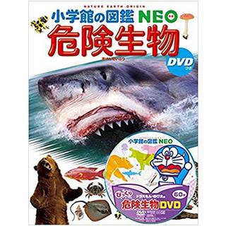小学館の図鑑NEO 危険生物 DVDつき (小学館の図鑑・NEO) | Amazon (45780)