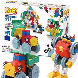 Amazon | ラキュー (LaQ) ベーシック (Basic) 511 | ブロック | おもちゃ 通販 (46079)