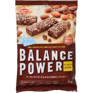 【楽天市場】バランスパワー アーモンドカカオ味 6袋 (12本):タンセラショップ (46323)