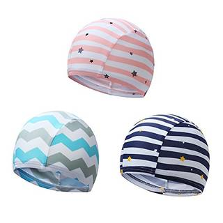 UVカットスイミング帽子