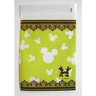 Amazon |  ディズニー ミッキー&ミニー セレ袋 Mサイズ チャック付き (22枚入) (47439)