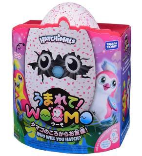 Amazon | うまれて! ウーモ ピンク | 電動ロボット | おもちゃ 通販 (48305)