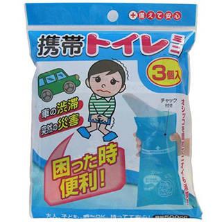 Amazon.co.jp : アイワ 携帯トイレミニ 3個入 (50049)