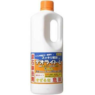 Amazon | 尿石除去剤 業務用 デオライト-L 1kg (53788)