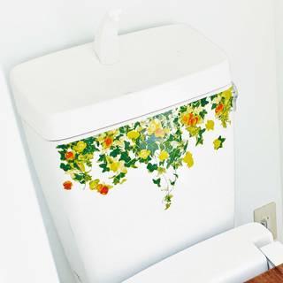 トイレがまるでボタニカルガーデン グリーン消臭シートの会 |フェリシモ (53797)