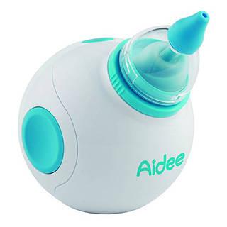 Amazon | Aidee ポータブル型電動吸引器 電動鼻水吸引器 赤ちゃん用鼻吸器 (54756)
