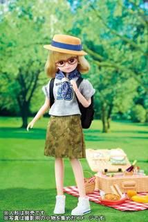 Amazon|リカちゃん ドレスセット サンシャインピクニック (57155)