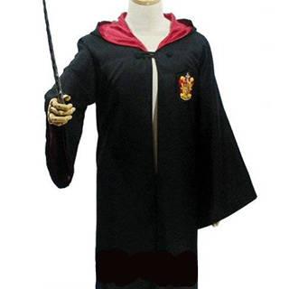 Amazon | ハリーポッター 衣装セット (ローブ、眼鏡、ネクタイ、魔法の杖) (62208)