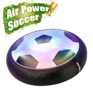 Amazon   Betheaces エアサッカーフルセット 室内用 夢幻のLEDライト搭載 (67967)