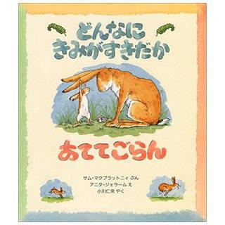 どんなにきみがすきだかあててごらん (児童図書館・絵本の部屋) | Amazon (70254)