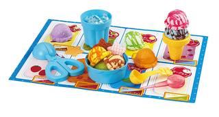 お湯と氷水で何度でも色が変わる!コーンやカップ...