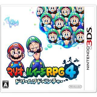 Amazon.co.jp: マリオ&ルイージRPG4 ドリームアドベンチャー (75022)
