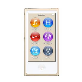 Amazon | Apple iPod nano 16GB 第7世代 2015年モデル ゴールド MKMX2J/A (75023)