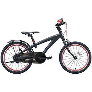 Amazon | ブリヂストン キッズ用自転車 レベナ LV186 クロツヤケシ (75030)