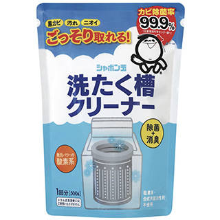 Amazon | シャボン玉 洗たく槽クリーナー 500g (76009)