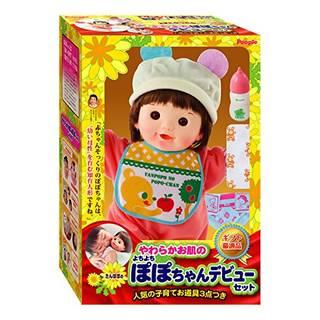 Amazon | ぽぽちゃん お人形 よちよちぽぽちゃんデビューセット (76332)