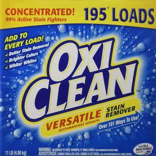 Amazon | OXICLEAN(オキシクリーン) STAINREMOVER 4.98kg シミ取り 漂白剤 (77208)