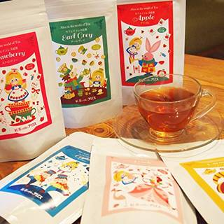 Amazon.co.jp: カフェインレス紅茶 選べる3点ギフトセット・箱入りギフト包装済み (81193)