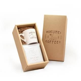 Amazon | ロクメイマグ カフェインレス コーヒー ギフト (81195)