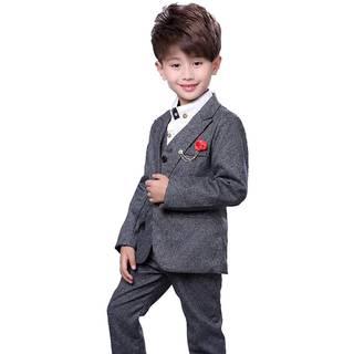 =スーツ 4点セット=【サイズ展開】110cm...