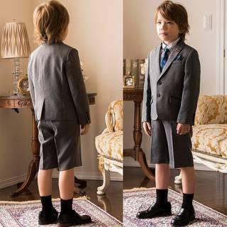 =スーツ6点セット=【サイズ展開】110cm~...
