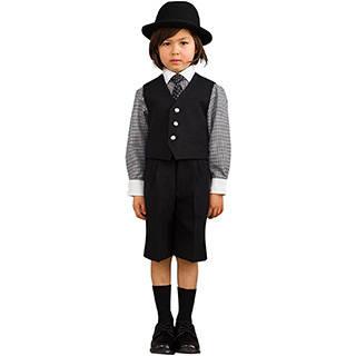 Amazon | OLIVER HOUSE 入学式 スーツ 男の子 ブラックフォーマル (82132)
