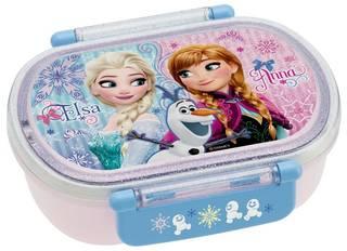 Amazon.co.jp : スケーター ランチボックス 360ml 弁当箱 アナと雪の女王 17 (82245)