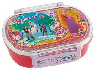 Amazon.co.jp : スケーター ランチボックス 360ml 弁当箱 ラプンツェル ペイントタッチ (82249)