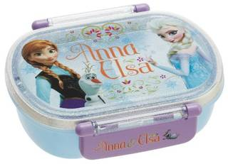 Amazon|食洗機対応 タイトランチボックス 小判 360ml アナと雪の女王 (82250)