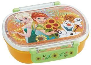 Amazon|スケーター ランチボックス 360ml 弁当箱 アナと雪の女王 エルサのサプライズ (82293)