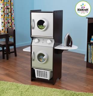 Amazon | キッドクラフト Espresso Laundry Set (84525)
