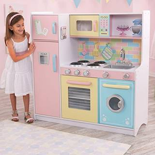Amazon | Kidkraft Deluxe Culinary Kitchen (84527)