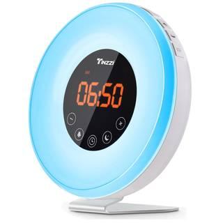 Amazon | Tinzzi 目覚ましライト 目覚まし時計 (84988)