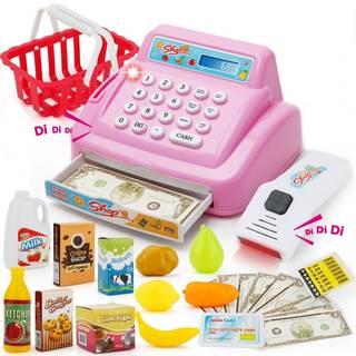 Amazon | SONi お買い物のレジスター 光と音が出るレジセット おままごと (85123)