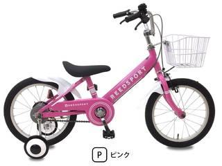 Amazon | リーズポート 16インチ 補助輪付き 組み立て式 子供用自転車 (85981)