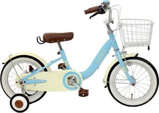 Amazon | CHIBICLE 子供用自転車 16インチ 補助輪付き (86206)