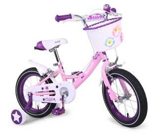 Amazon | Cyfie 子供自転車 補助輪付き 組み立て式 (86211)