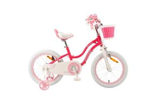 Amazon | ROYALBABY 16インチ 子供車 RB-WE STAR GIR (86215)