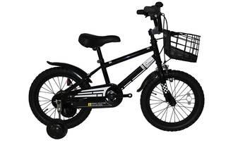 Amazon | Raysus 16インチ RY-16NKN-H-BK 子供自転車 95%完成車 (86218)