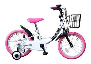 Amazon | My Pallas GRAPHIS 補助輪付き子供用自転車 GR-16 (86231)
